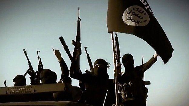 IS militia