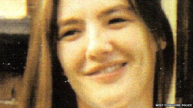 Gemma Simpson in 2000