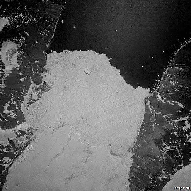 1956 Whisky Glacier