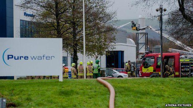 Swansea fire