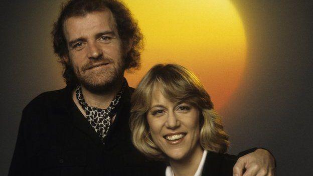 Joe Cocker and Jennifer Warnes