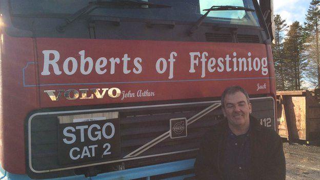 Roberts o Ffestiniog