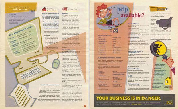 Millennium bug pamphlet