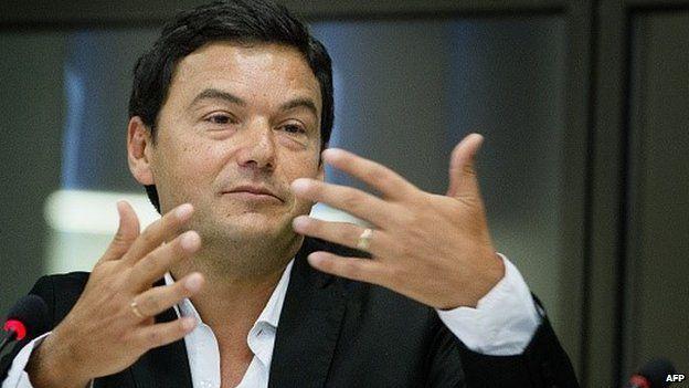 French economist Thomas Piketty
