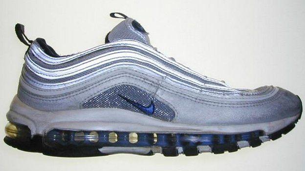 Nike trainers (file photo)