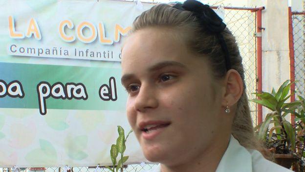 Ana Maria in January 2015