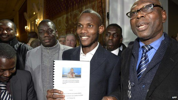 Lassana Bathily, who helped people during a hostage crisis in France, receives citizenship