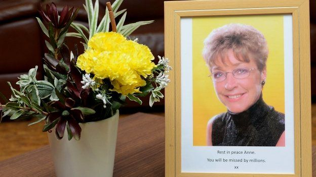 Anne Kirkbride tribute