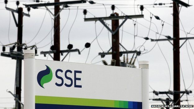 File photo dated 21/07/11 of an SSE training centre in Perth.