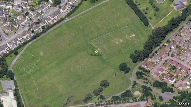 Tremorfa Park, Cardiff
