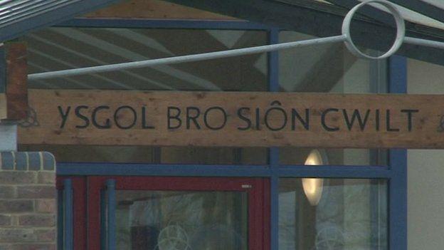 Ysgol Bro Sion Cwilt
