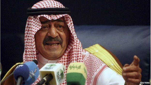 Prince Muqrin (file photo)