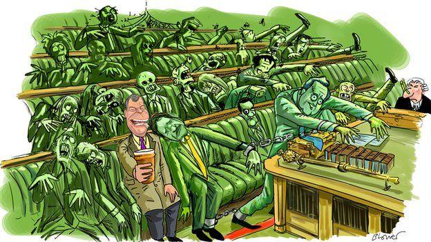 Election cartoon 2
