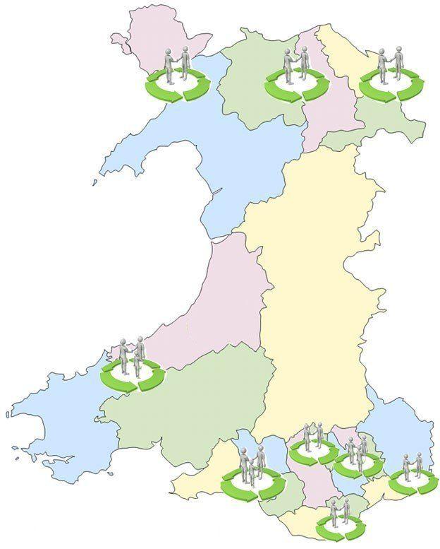 Map o Gymru