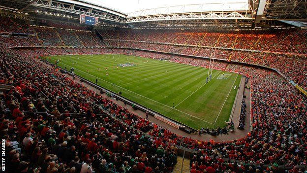Cardiff's Millennium Stadium