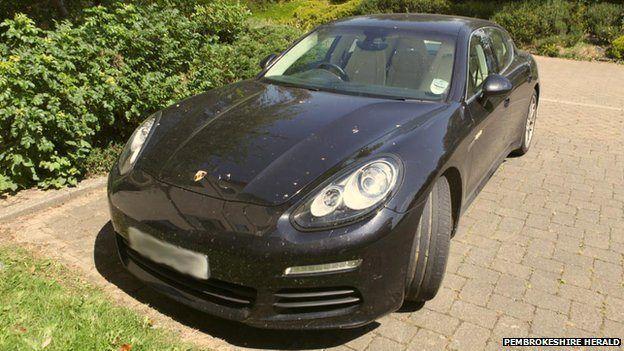 Porsche Bryn Parry