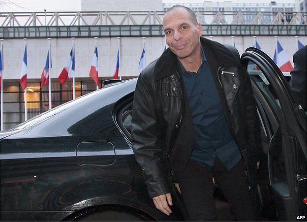 Yanis Varoufakis, 1 Feb 15