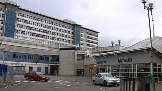 YsbytyAthrofaol Cymru