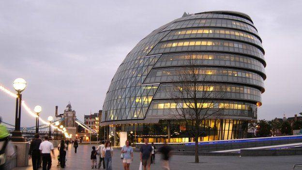 City Hall, London
