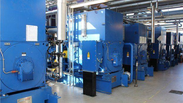 Drammen compressors