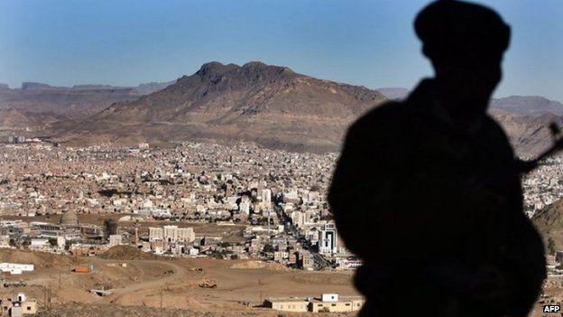 Gunman in Yemen (file photo)