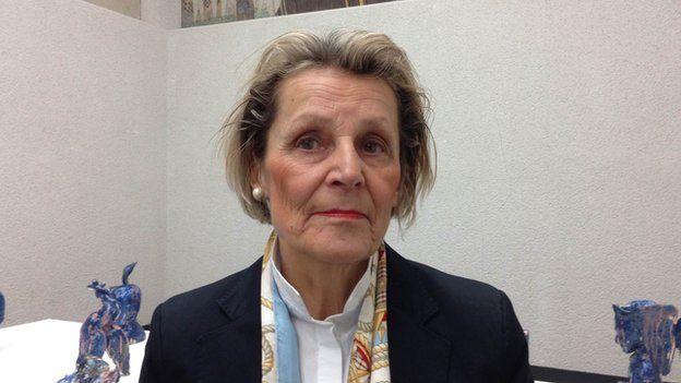 Marianne Enigl