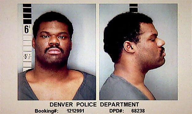 Donta Page police mugshot