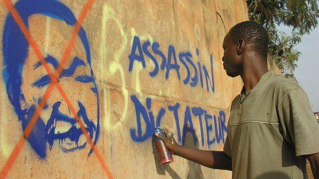 Dera Issaka, Burkina Faso