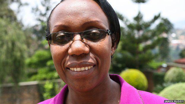 Claudine Nyinawagaga