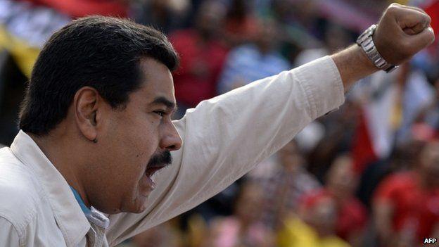 Nicolas Maduro, 13 March 2015