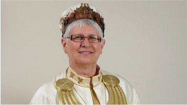 Yr Archdderwydd Christine