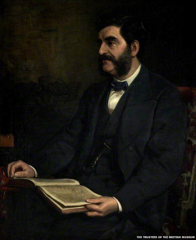 Hormuzd Rassam - BBC Your Paintings