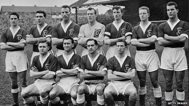Cymru 1958