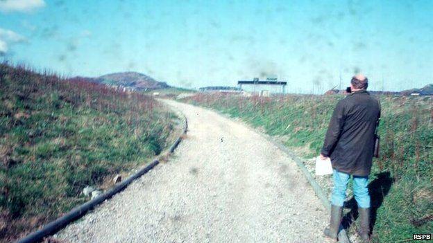 Yr Ardd Bywyd Gwyllt yn 1993