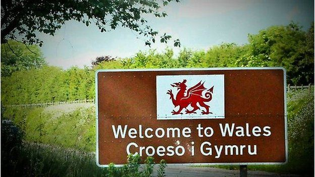 arwydd Cymru