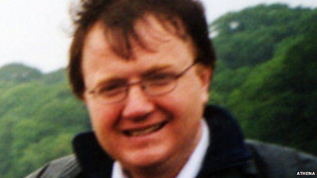 Simon Williams Griffiths