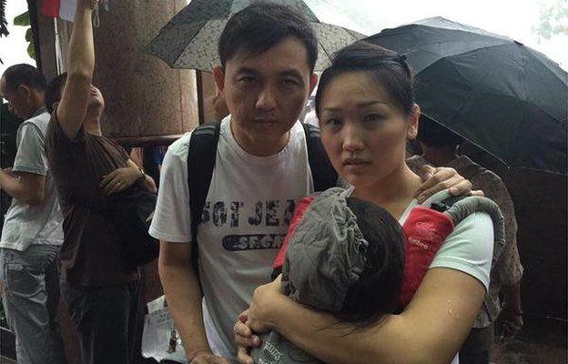 Kevin and Mandy Tan