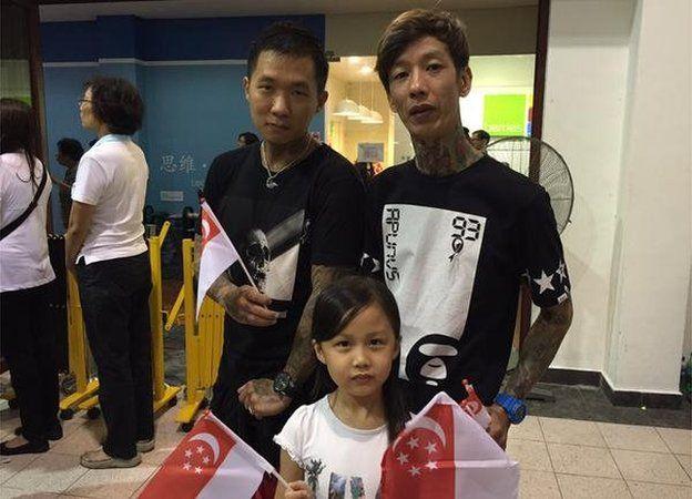 Niccku Woo and Colin Ow