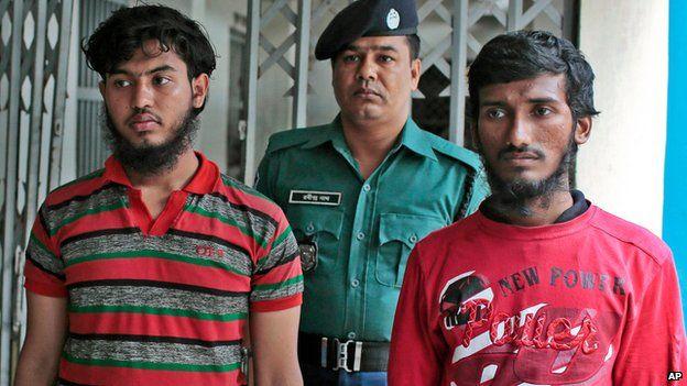 Suspects in attack on blogger Washiqur Rahman
