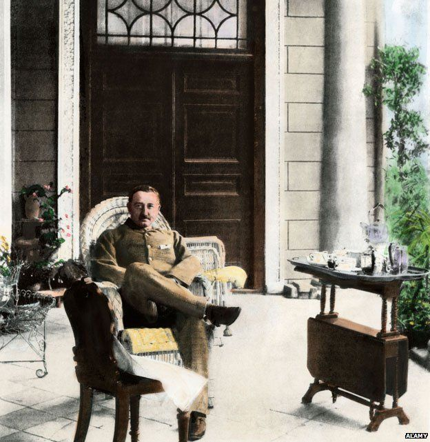 Cecil Rhodes, South Africa