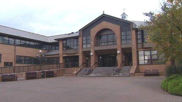 Merthyr council offices
