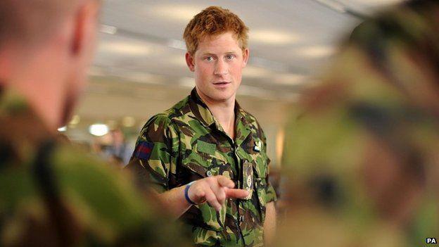 Prince Harry to train with Australian SAS