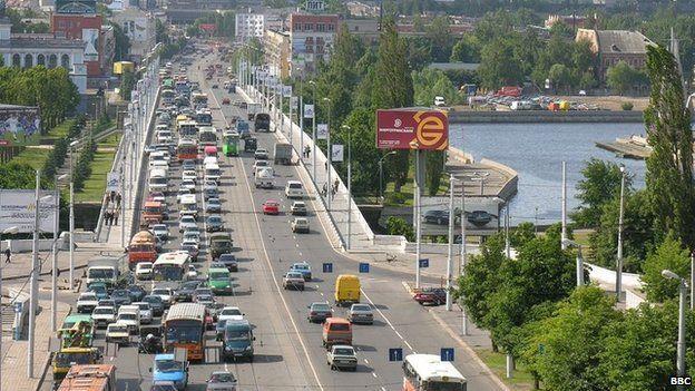 Kaliningrad (file photo)