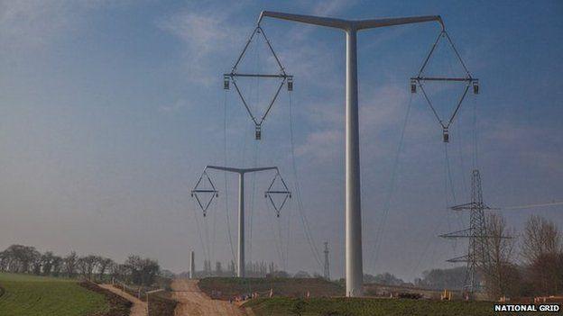 T-pylon