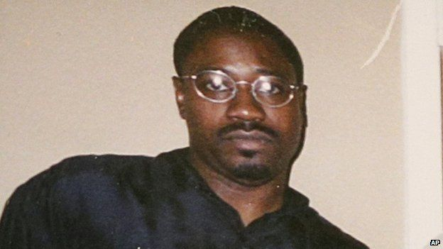 Picture of Walter Scott handed out by family