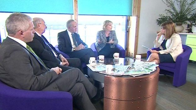 Politics Show Broxtowe debate