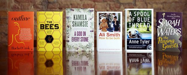 Shortlisted titles for 2015 Baileys Women's Prize for Fiction