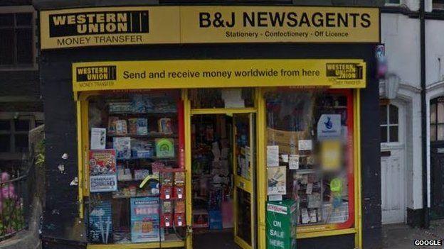 B&J Newsagent