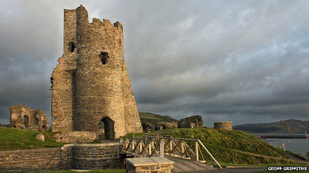 Castell Aberystwyth