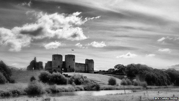 Castell Rhuddlan: